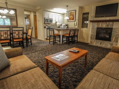Photo for Streamside at Vail (Aspen building) - Sleeps 6 - 2-Bathrooms