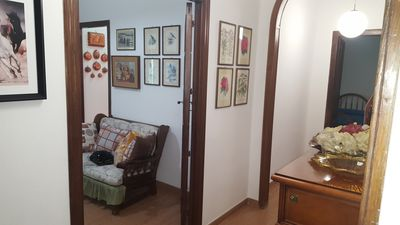 Photo for Alghero large central apartment