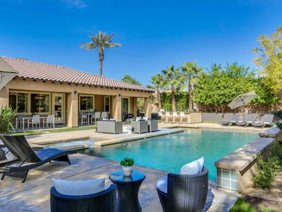 Photo for LUX 7BR Modern Estate - Professionally Managed! Remodeled, Pool, Spa, Fire Pit