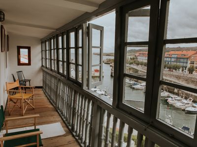 Photo for Exclusive Penthouse at Llanes Harbor