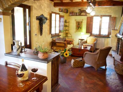 Photo for Vacation home L'Aia in Seravezza - 4 persons, 2 bedrooms