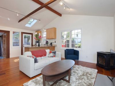 Photo for Curtis Cottage · Berkeley Cottage, comfy, stylish, good wifi