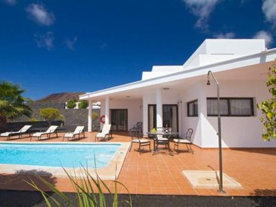 Photo for Holiday house Playa Blanca de Yaiza for 2 - 6 persons with 3 bedrooms - Holiday house