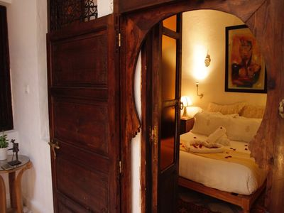 Photo for Ivory Suite Qamar - Riad of charm in Marrakech