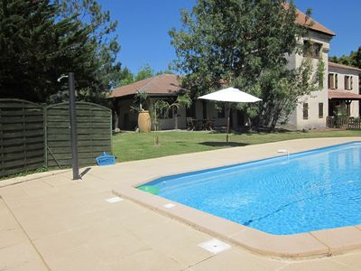 Photo for 1 Of 2 Exclusive Self-catering Apartments With Stunning Pyrénées Views
