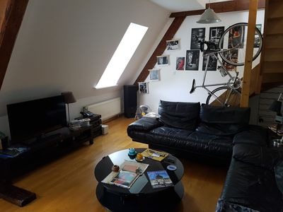 Photo for Duplex apartment under the roof