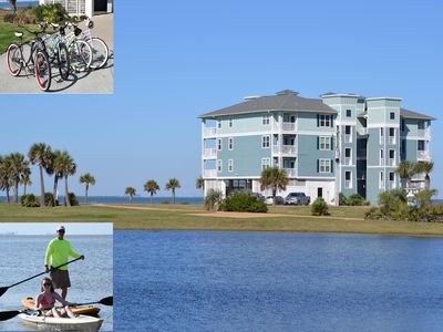 WATERFRONT w SPECTACULAR VIEW, Includes Kayaks, Bikes, Paddle Board