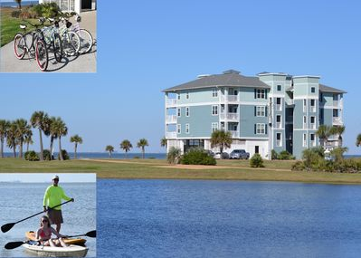 Incredible Location!!! Comes with Kayaks and Bicycles!