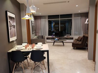 Photo for *KL Tower view* Apartment near KLCC /KL City