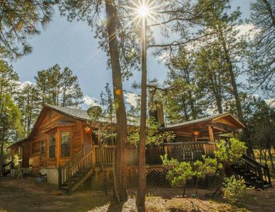 Photo for Spacious Cabin. Ask about Guest Casita for Larger Groups.