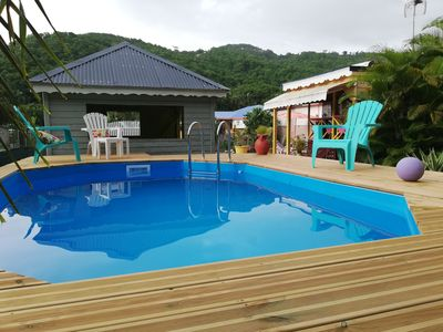 Photo for NEW *** DREAMHOUSE-FEET IN THE O - MOUNTAIN VIEW-SPA-WIFI