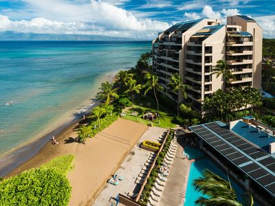 Photo for Sands of Kahana Oceanfront Luxury 2 bedroom Condo April 14- May 5 ONLY:$599/Week