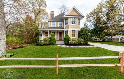 Photo for Classic Vineyard home, spacious for 1-2 families. Minutes frm downtwn Oak Bluffs