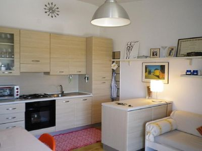 Photo for Apartment Francesca: Panoramic apartment with two terraces and magical sea view