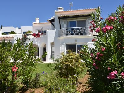 Photo for Spacious 2 Bed Apt.Terraces, Mature Gardens, Sea Views And Use Of Communal Pools