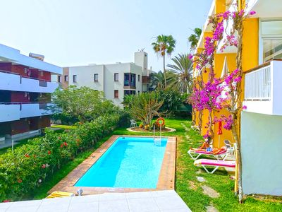 Photo for 1BR Apartment Vacation Rental in Playa del Inglés