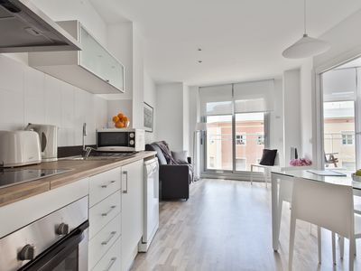 Photo for Blanca 5 Apartment in Sants