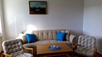 comfortable apartment for your holiday in Arvidsjaur / Lappland, lakeside