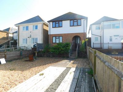 Photo for Beach Hideaway, Waters Edge Yards From Decking