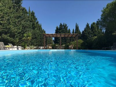 Photo for Gorgeous country estate in the heart of Puglia's Golden Triangle (Valle d'Itria)