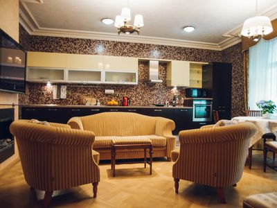 Riga Central district Old Town exclusive apartment