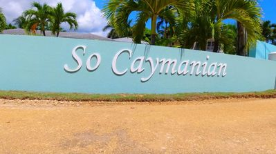 Photo for Traditional Caymanian style home 3 Bed / 3Bath (8 Guest)