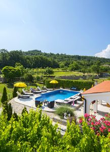 Photo for Villa to dream with a spacious pool surrounded by nature, 10 min. to the beach