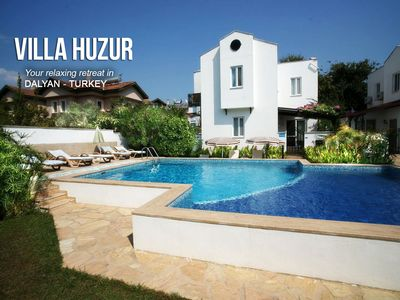 Photo for 3BR Villa Vacation Rental in Dalyan, Muğla