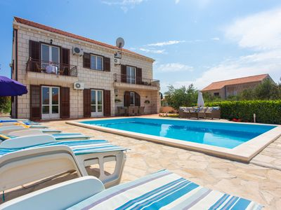 Photo for Holiday Home Dobrasin  with  swimming pool