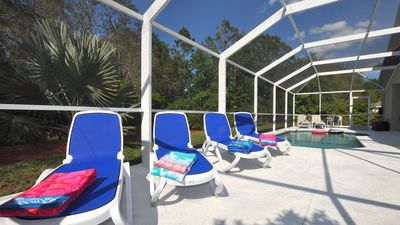 Enjoy the imported Italian loungers on our expanded pool deck and catch the sun!