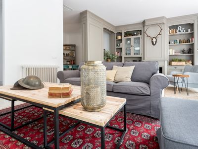 Photo for Designer apartment for 4 people in the most trendy area of Madrid