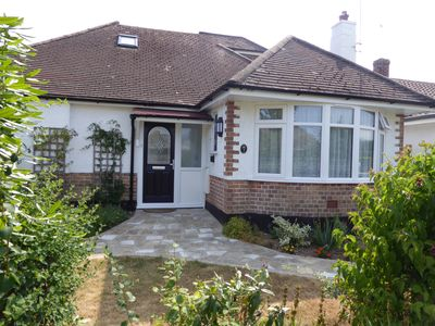Photo for Bungalow 1 Mile From Sea, Suitable For Disabled Person