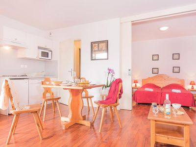 Photo for Residence Vignec Village *** by Actisource - 2 Rooms 6 People Terrace