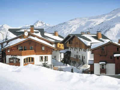 Photo for Vacation home Les Montagnettes (MEN600) in Les Menuires - 8 persons, 4 bedrooms