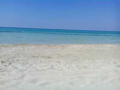 Photo for Holidays in Salento at 80 meters from the sea Max 5 people