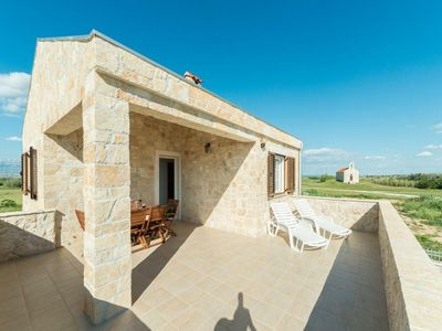 Photo for Holiday house Privlaka for 8 persons with 3 bedrooms - Holiday house