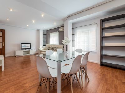 Photo for TH Mestalla. - Apartment for 6 people in Valencia