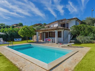 Photo for Villa Zen - total relaxation a stone's throw from Chia