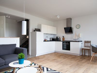 Photo for Exclusive apartments in the historic Gulfhof polder72   Apartment 9   Hikka