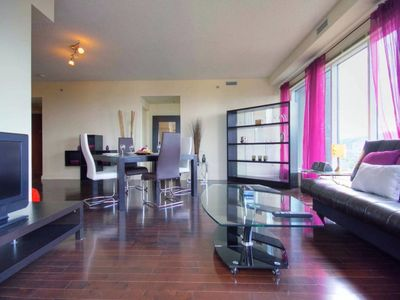 Photo for Modern & Stylish 2BR Place des Arts Downtown