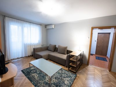 Bazilescu Apartment, close to Romexpo exhibition center, free parking