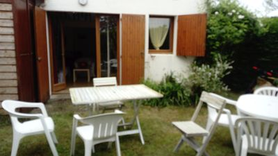 Photo for House in St Palais sur Mer charentes maritimes in small quiet copropriete