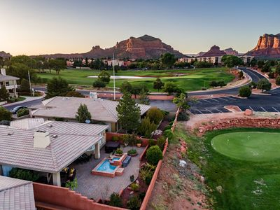 Photo for Golf Community 2 Bedroom Home!