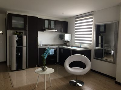 Photo for Beautiful and modern Apart studio of an environment in Cajica