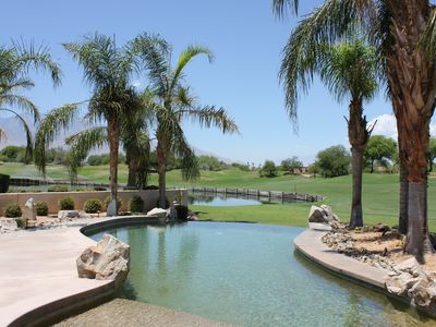 Photo for Beautiful home with stunning views at Mission Hills