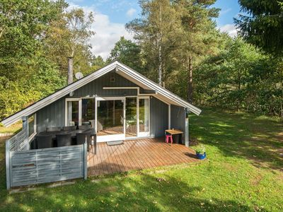 Photo for Charming Holiday Home in Ebeltoft near forest