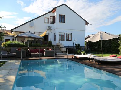 Photo for Villa with private pool Let your soul dangle!