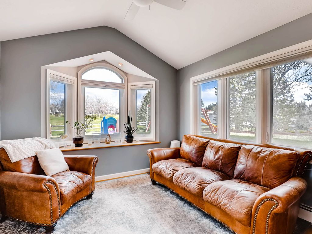 stunning boulder country club home backing to golf course colorado