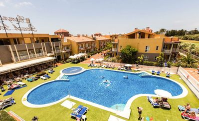 Photo for 4 Bed Duplex Apartment in Compostela Beach Golf 2