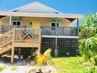Photo for Brand New! Sandy Toes - walking distance to Twin Beach